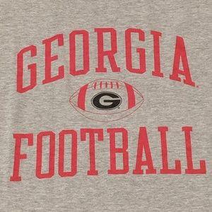 UGA football tshirt